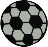 Fun Rugs Fun RugsTM Fun Time Soccerball Rug
