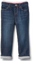 Gap 1969 Lined Straight Jeans
