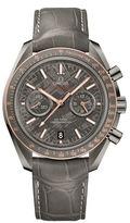 Omega Speedmaster Grey Side of the Moon Meteorite Watch