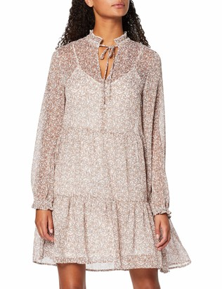 New Look Women's Willow Floral Dress