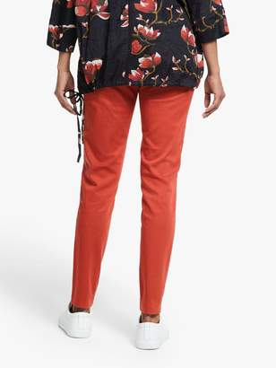 Masai Copenhagen Peggie Trousers, Red Ochre