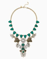 Charming charlie Instant Glamour Statement Necklace