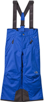 The North Face Blue Waterproof Snowquest Suspender Pants