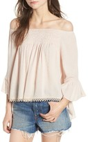 Raga Women's Anne Off The Shoulder Blouse