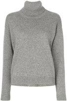 Dolce & Gabbana roll neck sweater - women - Cashmere - 38