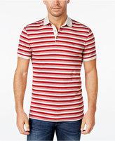 Michael Kors Men's Bold Feeder-Stripe Polo