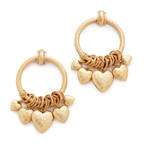 Elizabeth Cole Zilia Earrings