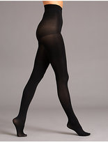 Autograph 60 Denier Luxury Velvet Touch Secret SlimmingTM Opaque Body Shaper Tights