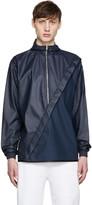 Cottweiler Navy Hooded Pure Jacket