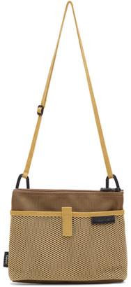 Master-piece Co Brown and Tan Swish Bag