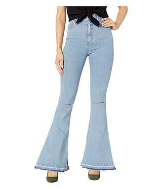 Show Me Your Mumu Austin High-Waisted Flare Pants