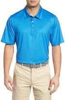 Cutter & Buck Men's Domain Print Polo