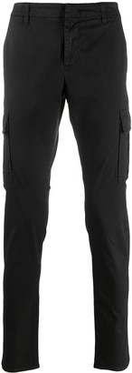 Dondup Multi-Pocket Cropped Trousers