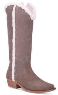 Dingo Women's Jango Leather Regular-Calf Boot Women's Shoes