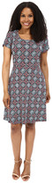 MICHAEL Michael Kors Size Nui Cap Flare Dress