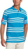 U.S. Polo Assn. Men's Yarn Dyed Striped Polo