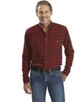 Woolrich Men's Trout Run Flannel Button-Down Shirt