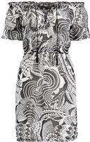 Polo Ralph Lauren Mosaic-Print Cotton Cover-Up
