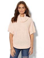New York & Co. Cowl-Neck Dolman Sweater