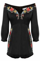 Alice McCall Sweet Nothing Playsuit Frida Floral