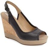 Geox Women's 'Janira' Platform Wedge Sandal