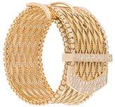 Aurelie Bidermann 'Polonaise' couture diamond cuff