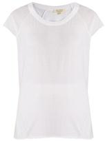 Nili Lotan Blair scoop-neck cotton T-shirt
