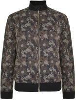 Versace Reversible Bomber Jacket