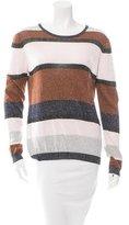 MSGM Metallic Striped Sweater w/ Tags