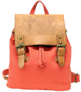 Lucky Brand Alameda Canvas Backpack