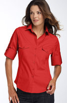 Not Your Daughter's Jeans® RollUp Sleeve Blouse