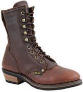 """AdTec Women's 2173 Packer Boots 8"""" - Brown Boots"""