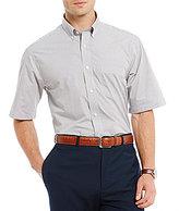 Daniel Cremieux Signature Check Short-Sleeve Woven Shirt