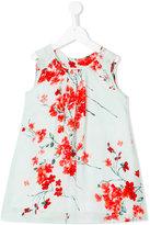 Maan - blossom print dress - kids - Viscose - 6 yrs
