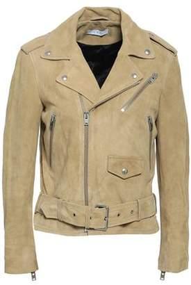 IRO Suede Biker Jacket