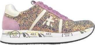 Premiata Glitter Conny Sneakers