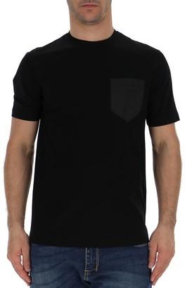 Prada Breast Pocket T-Shirt