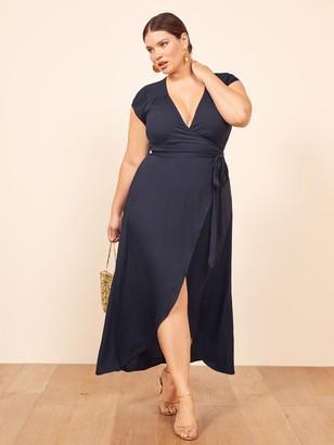 Reformation Chamomile Dress Es
