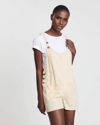 Rusty Troublemaker Playsuit