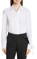 Robert Rodriguez Women's Cuff Detail Shirt