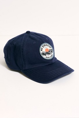 American Needle Mountain Top Patched Baseball Cap