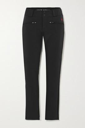 Perfect Moment Aurora Slim-leg Ski Pants - Black