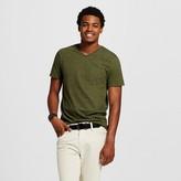 Mossimo Men's V-Neck T-Shirt Green