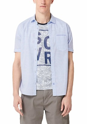 S'Oliver Men's 13.904.22.7663 Casual Shirt
