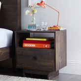 west elm Emmerson® Reclaimed Wood Nightstand - Chestnut