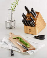 """Zwilling J.A. Henckels Zwilling Professional """"S"""" 18-Piece Cutlery Set"""