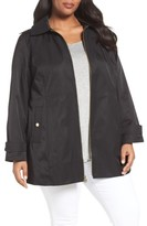 MICHAEL Michael Kors Plus Size Women's A-Line Jacket