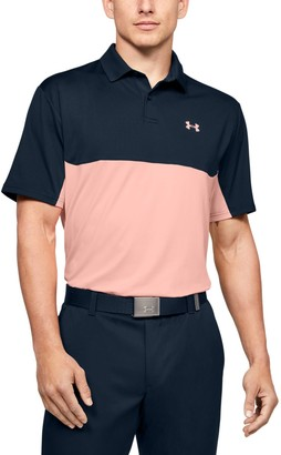 Under Armour Men's Colorblock Performance 2.0 Golf Polo