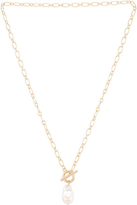 Five and Two jewelry Athena Necklace