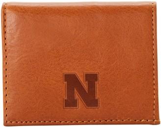 Dooney & Bourke NCAA Nebraska Credit Card Holder